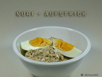 Nuri-Aufstrich Rezept