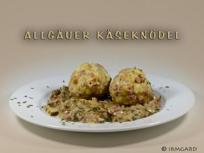 Allgäuer Käseknödel Rezept