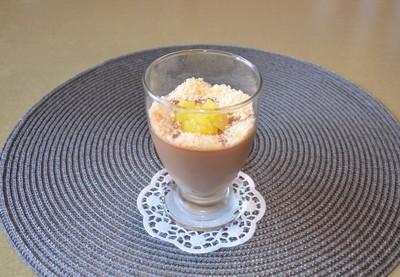 Schoko-Ananas-Dessert Rezept