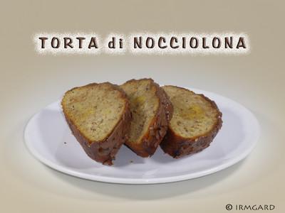 Torta di Nocciolona Rezept