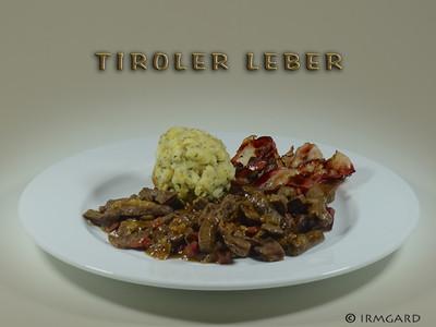 Tiroler Leber Rezept