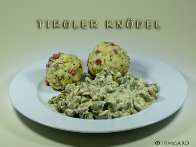 Tiroler Knödel Rezept