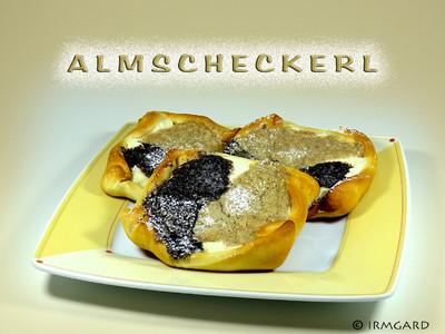 Almscheckerl Rezept
