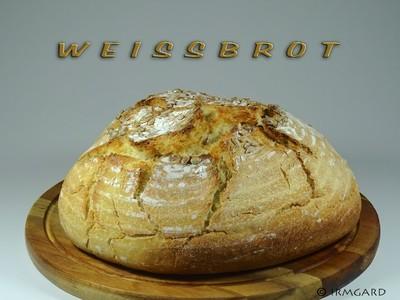 Weissbrot Rezept