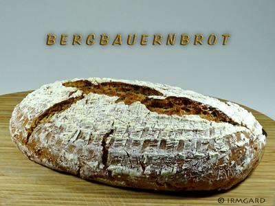 Bergbauernbrot Rezept