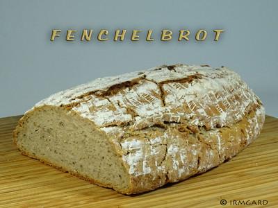 Fenchelbrot Rezept