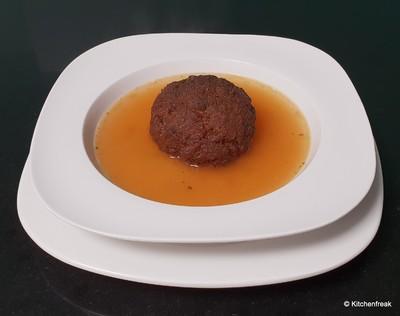 Gebackene Leberknödel Suppe Rezept