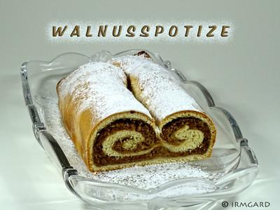 Walnusspotize Rezept