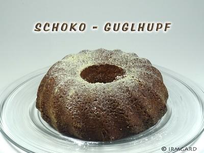Schokoguglhupf Rezept