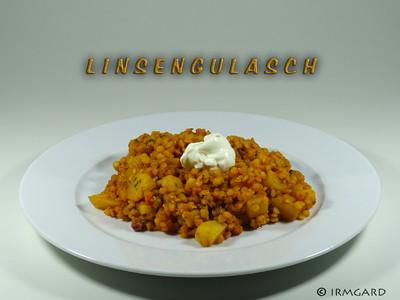 Linsengulasch Rezept