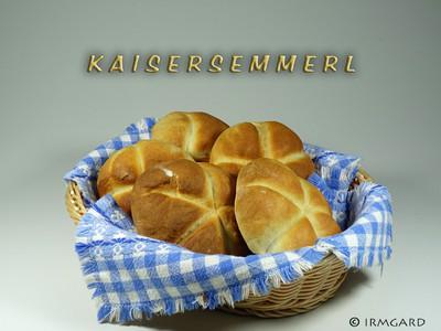 Kaisersemmerl Rezept