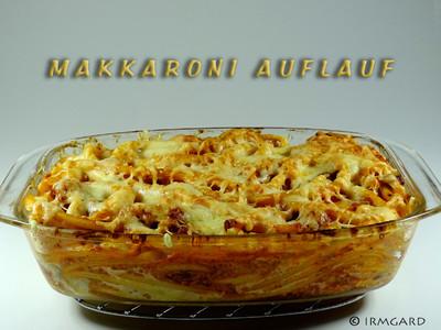 Makkaroni-Auflauf Rezept