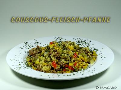 Couscous-Fleischpfanne Rezept