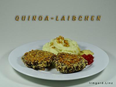 Quinoalaibchen Rezept
