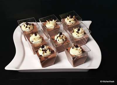 Espresso Nutella Dessert Rezept