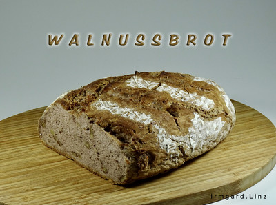 Walnussbrot Rezept