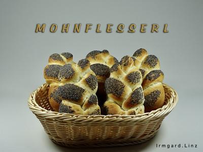 Mohnflesserl Rezept