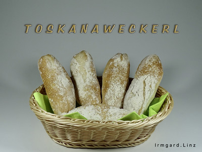 Toskanaweckerl Rezept