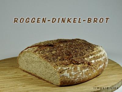 Roggen-Dinkel-Brot Rezept