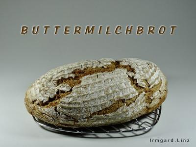Buttermilchbrot Rezept