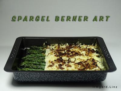 Spargel Berner Art Rezept
