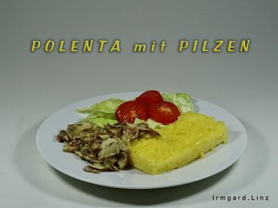 Polenta mit Pilzen Rezept