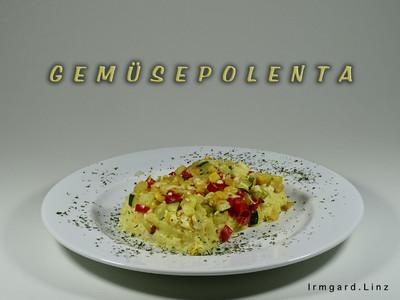 Gemüsepolenta Rezept