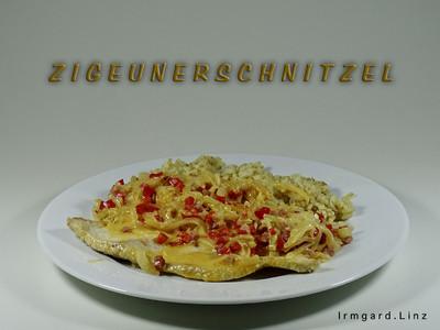 Zigeunerschnitzel Rezept