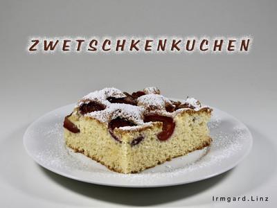 Zwetschkenkuchen Rezept