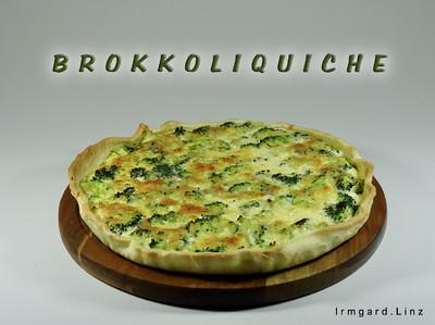 Brokkoliquiche Rezept
