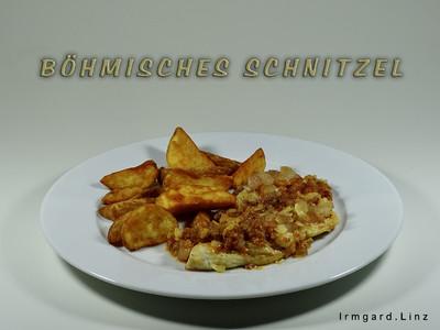Böhmische Schnitzel Rezept