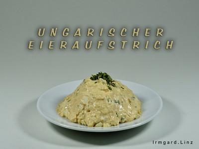 Ungarischer Eiaufstrich Rezept