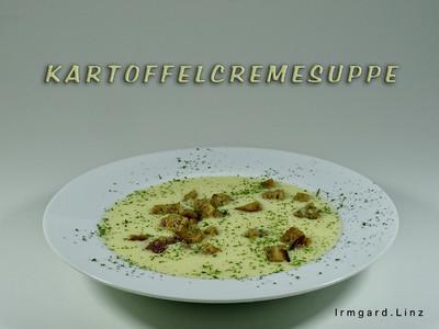 Kartoffelcremesuppe Rezept