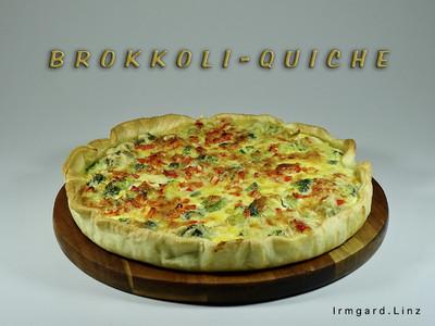 Brokkoli-Quiche Rezept