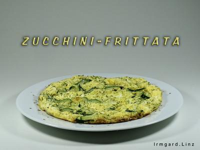 Zucchini-Frittata Rezept