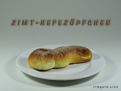 Zimt-Hefezöpfchen Rezept
