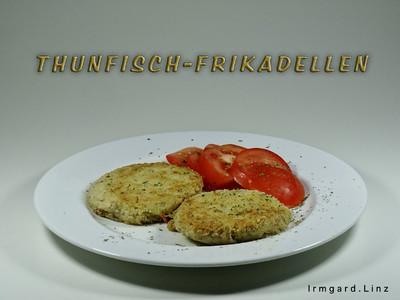 Thunfisch-Frikadellen Rezept