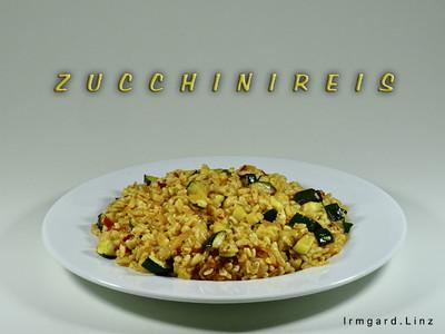 Zucchini-Reis Rezept