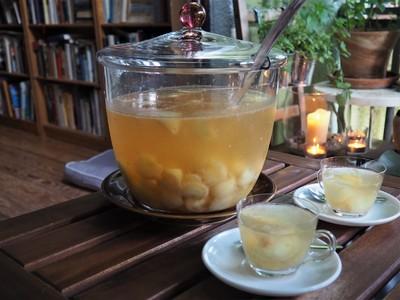 Pfirsichbowle Rezept