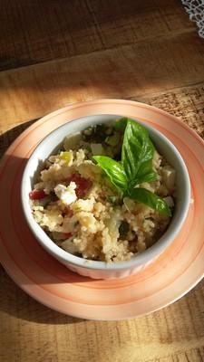 Cous - Cous Salat Rezept