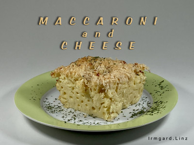 Maccaroni and Cheese  Rezept