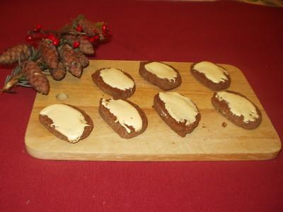 Weihnachtliches Butterbrot Rezept