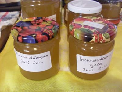 Holunderblüten - Gelee Rezept
