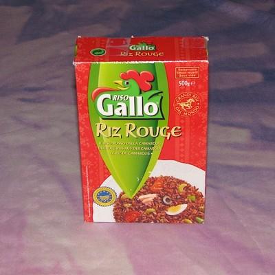 Roter Reis Rezept