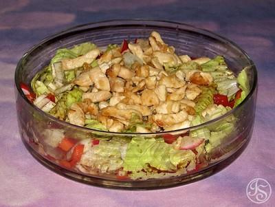 Hühnerbrustfilet-Salat Rezept