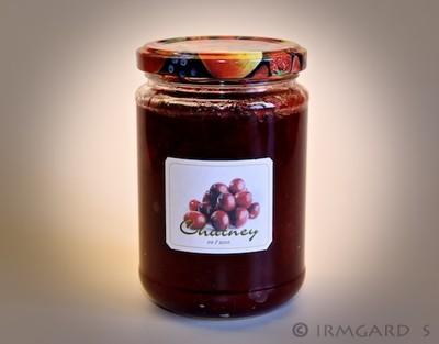 Cranberry-Chutney Rezept