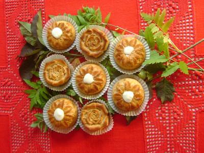 Kleine Apfelkuchen Rezept