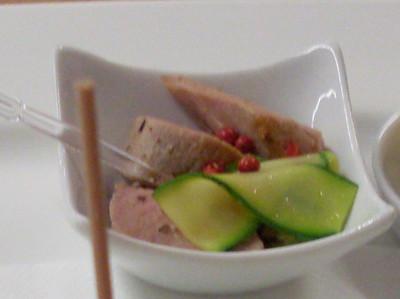 Schweinsfilet mit Zucchini und rosa Pfeffer Rezept