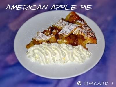 American Apple Pie Rezept