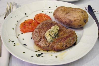 Beefsteak Rezept